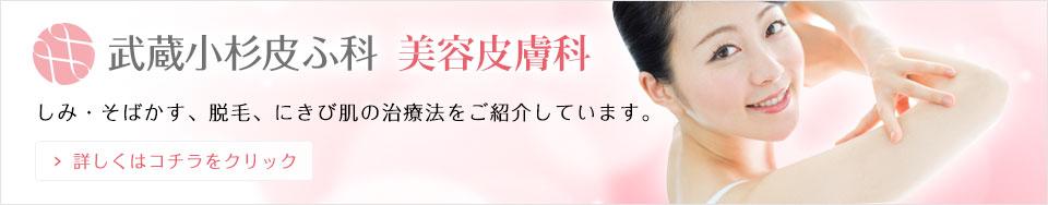 武蔵小杉皮ふ科 美容皮膚科